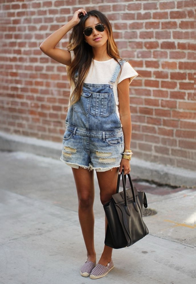 What Denim Is On Trend This Summer