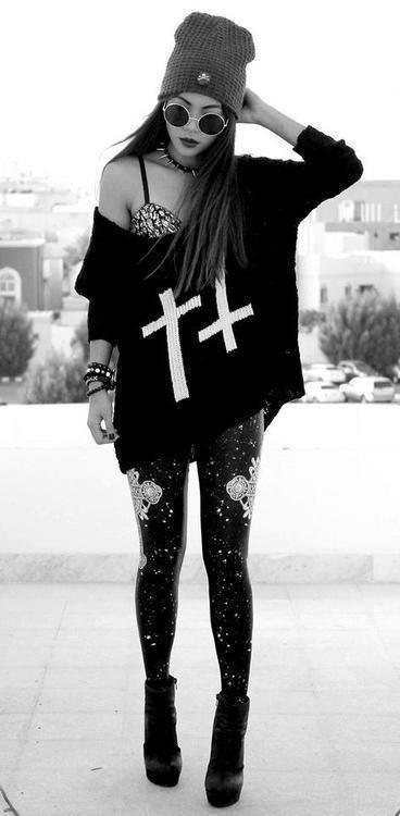 Grunge Fashion Trend For Summer