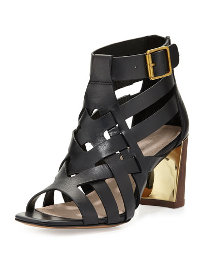 Heeled Sandals For Summer