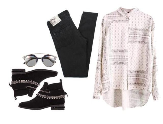Polyvore Fashion: Hipster Outfits and Grunge Style For Women 2019