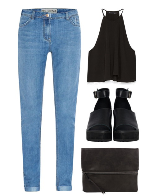 Polyvore Fashion: Hipster Outfits and Grunge Style For Women