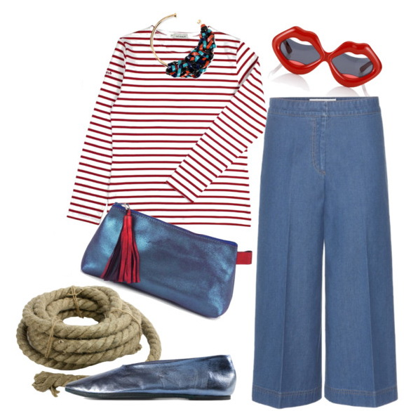 Nautical Inspired Clothing Trend 2020