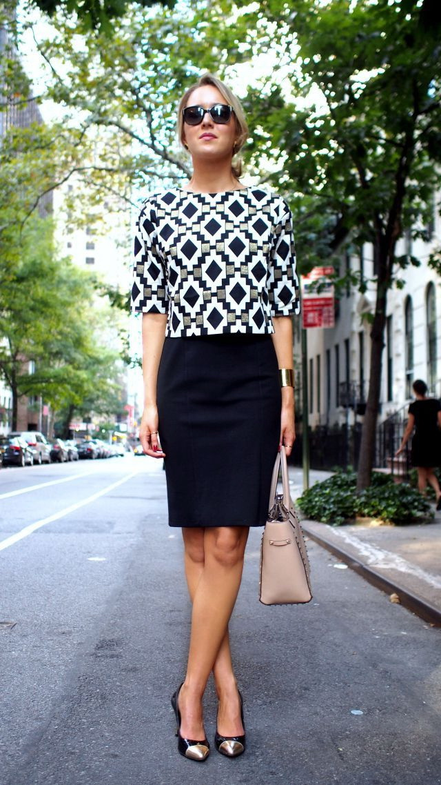 Office Appropriate Skirts For Summer