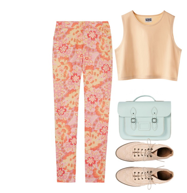 Polyvore Sets: Luxury Sporty Street Style Outfits and Accessories