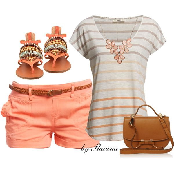 Outift Combinations: Summer Fashion Trends