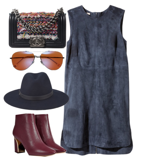Western Suede Outfit Inspiration Ideas For Women