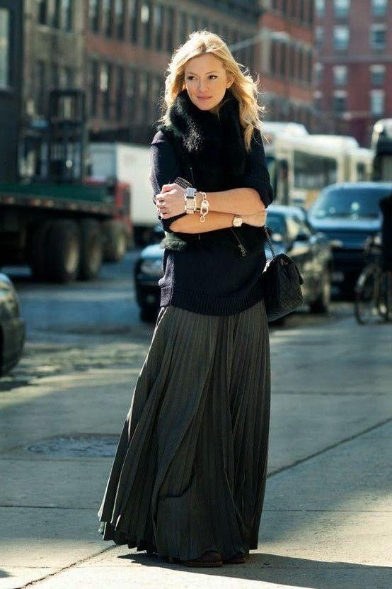 Winter Fashion Essentials For Women 2021