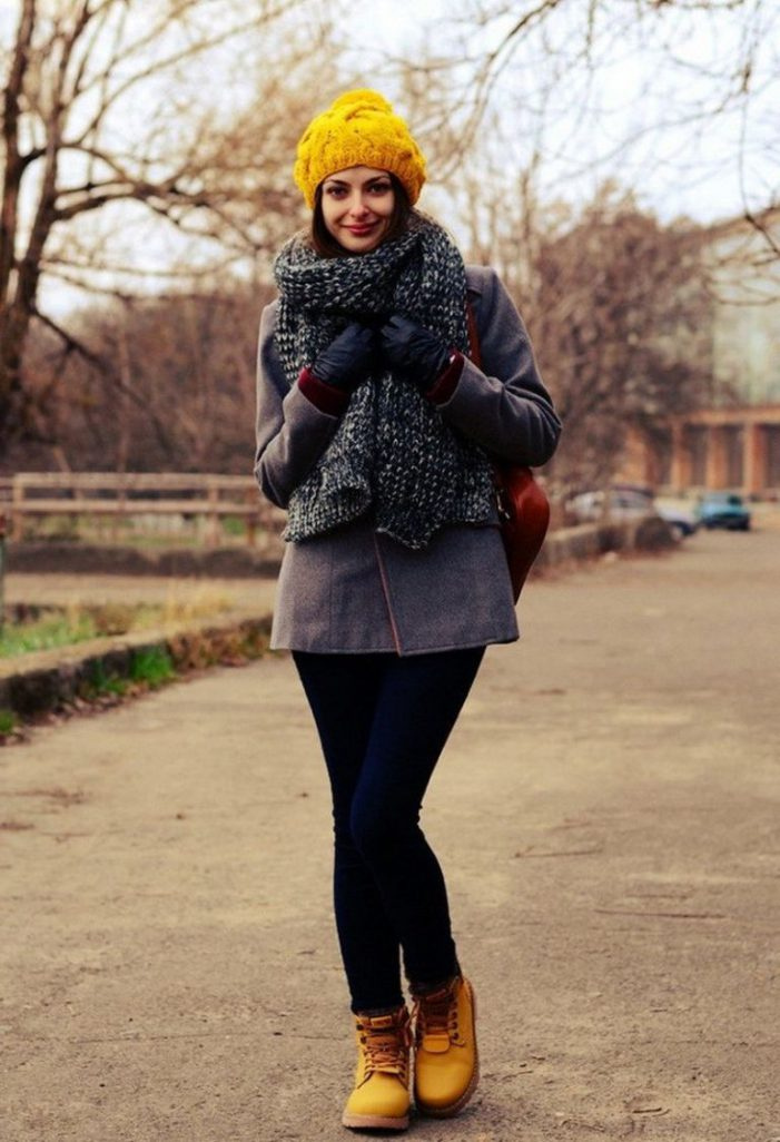 Simple Winter Accessories For Women
