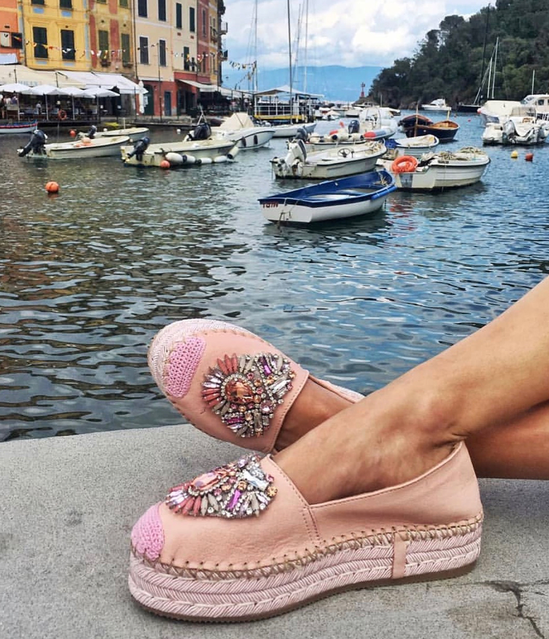Are Embroidered Espadrilles In Style This Summer 2020