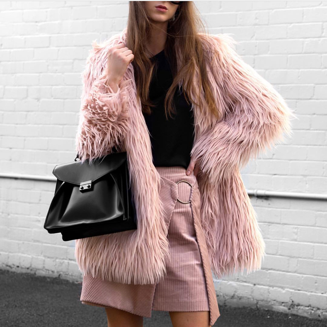 Glamour Fur Jackets For Autumn 2020