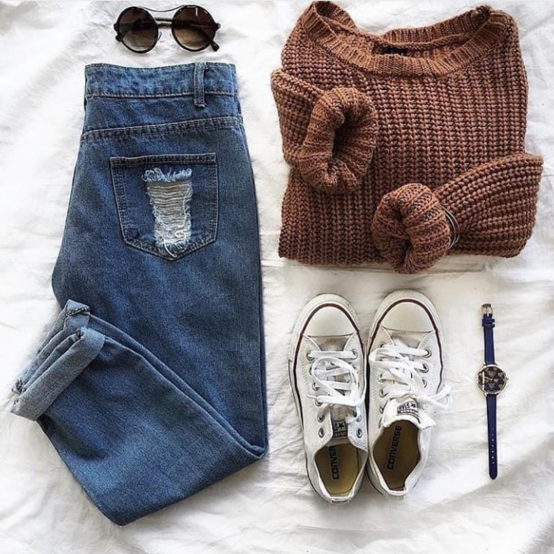 Knitwear And Denim: Casual Day Essentials 2020